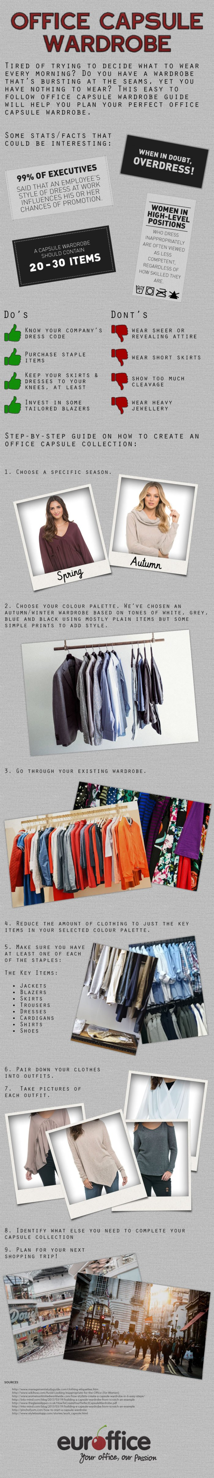 office Capsule Wardrobe
